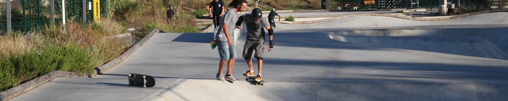 Cours de skate particulier